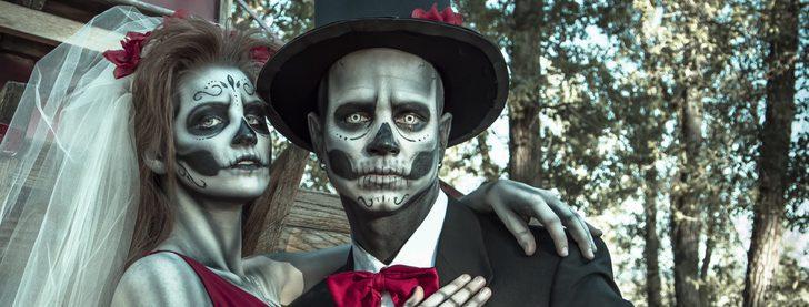 Cinco planes para celebrar Halloween en pareja