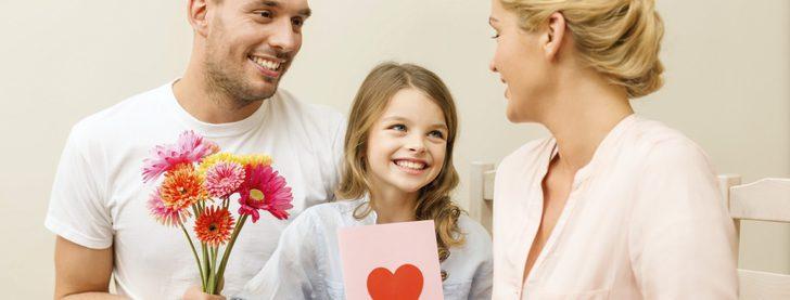 Celebrar San Valentín con los hijos de tu pareja