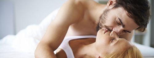 Cuatro posturas para hacer el amor sin cansarse