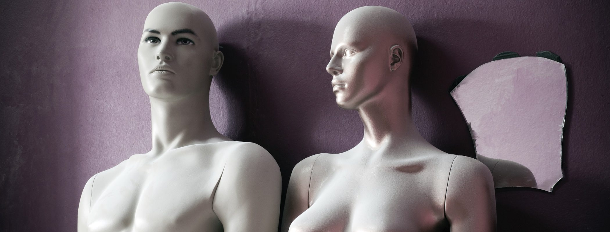 Agalmatofilia o el encontrar placer en maniquíes o estatuas