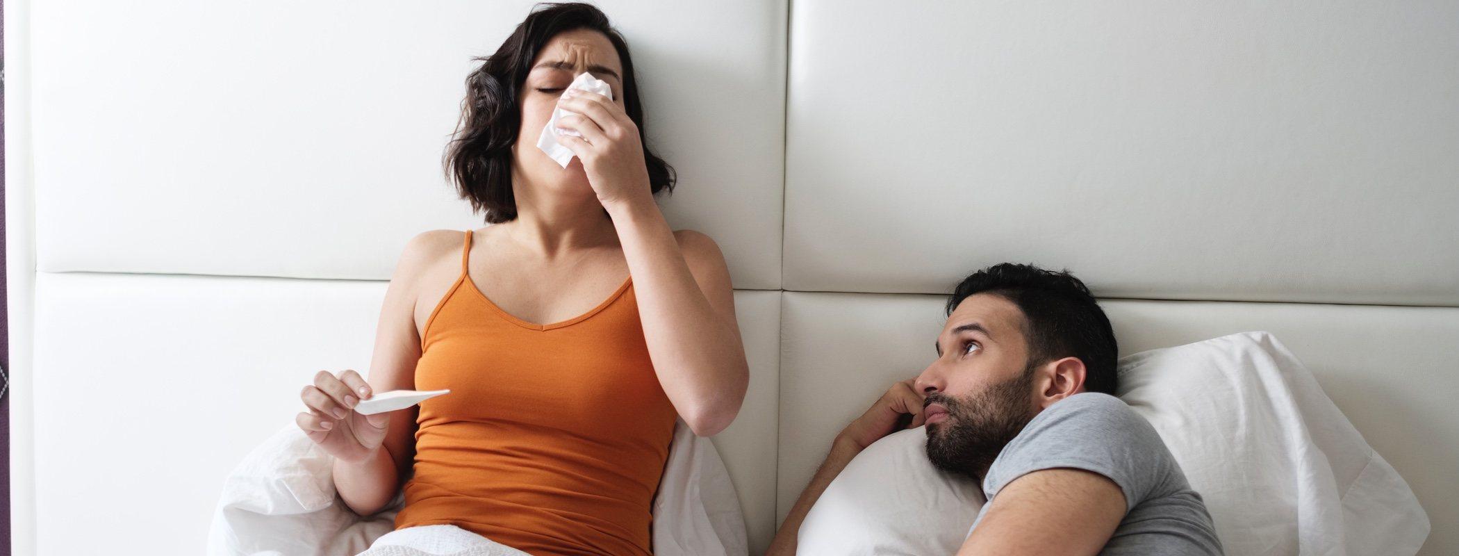 Alergia primaveral y hacer el amor: ¿Cómo afecta a mis relaciones sexuales?