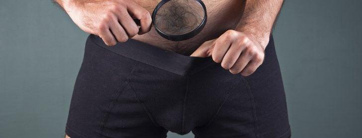 como quitar la irritacion del pene