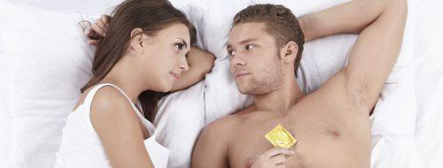 A mi novio no le gusta usar preservativos