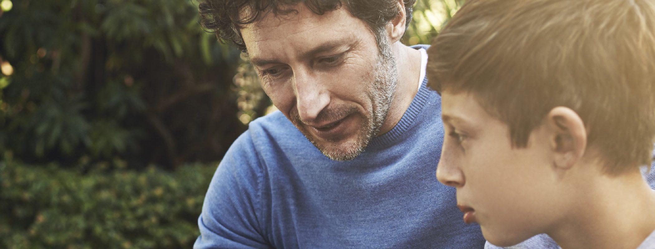 Cómo explicar a los hijos las causas y consecuencias del divorcio