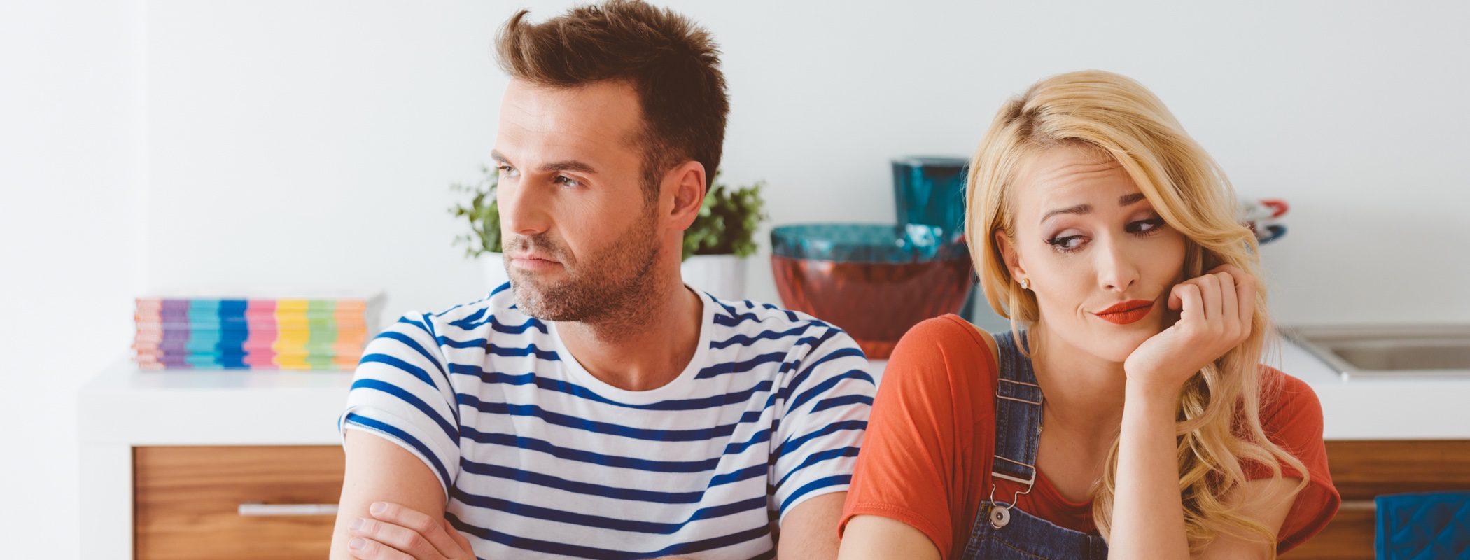 Quiero a mi novio pero no puedo vivir con él, ¿qué puedo hacer?