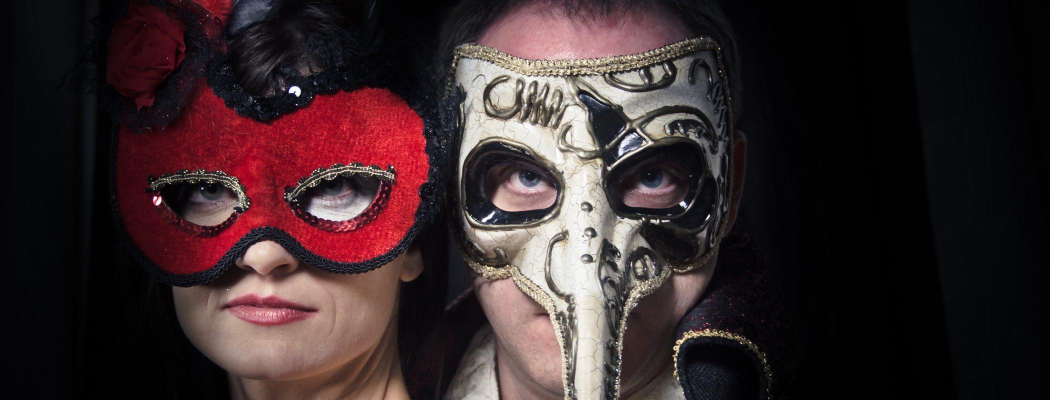 5 ideas para Carnaval para disfrazarte con tu pareja
