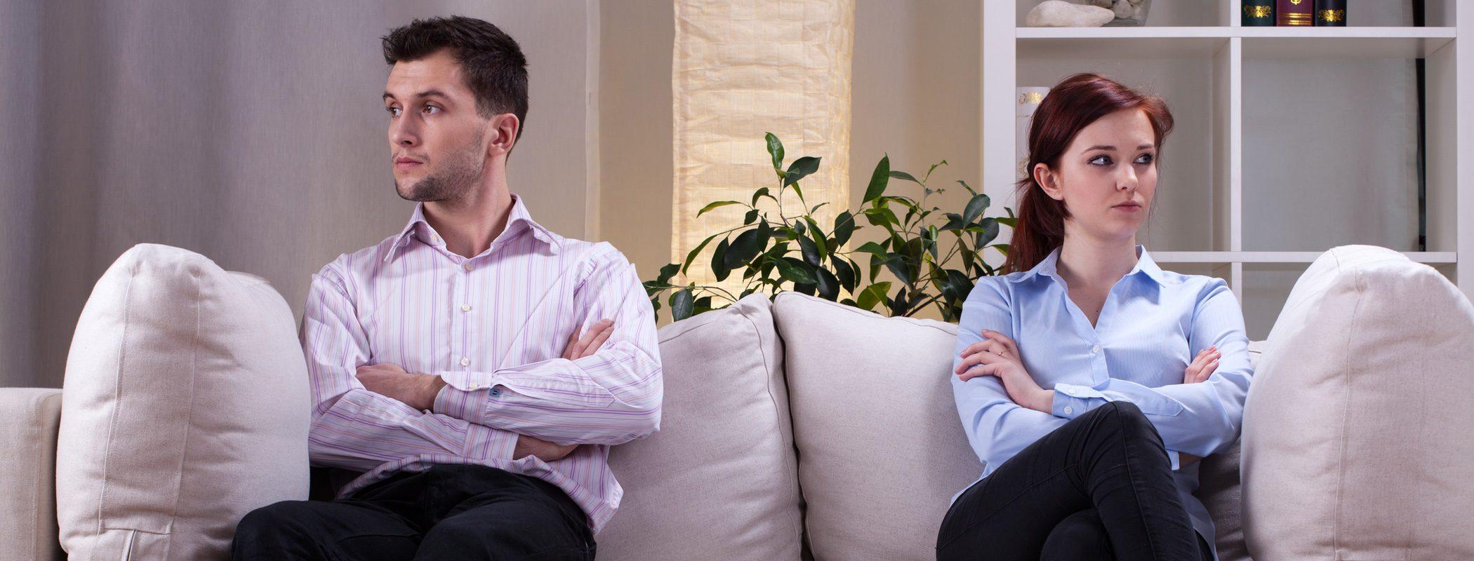 Peleas de pareja: cuando la vida conyugal se convierte en un infierno
