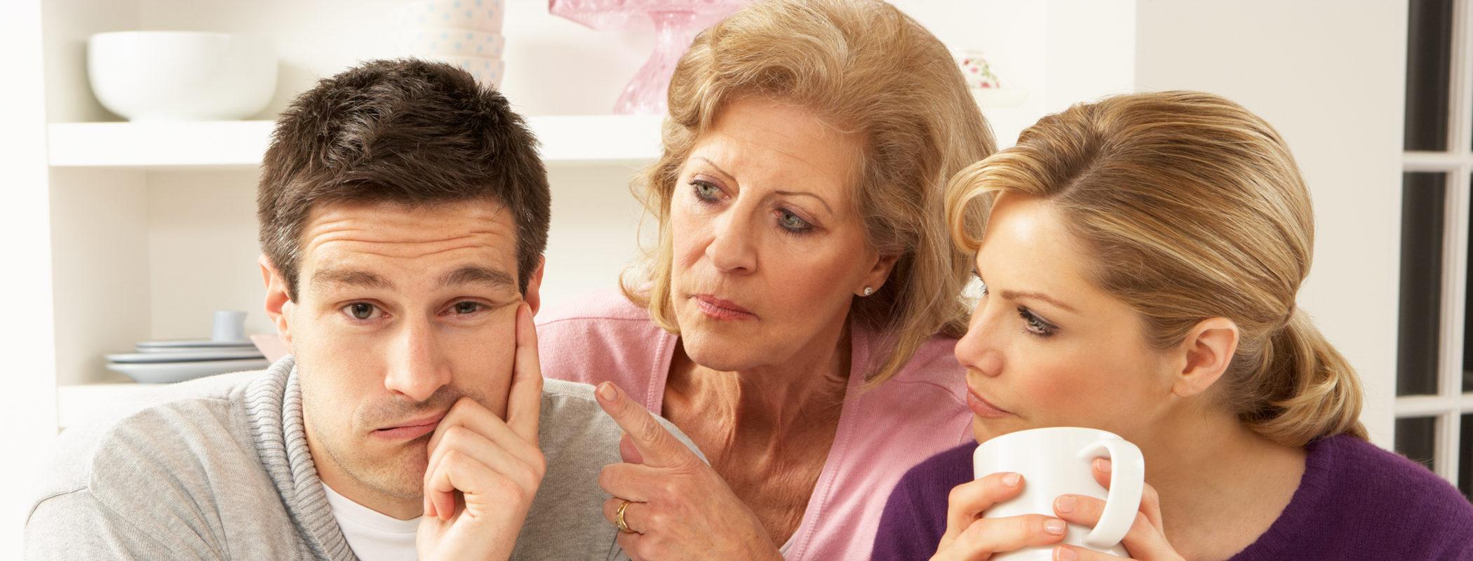 Cómo sobrevivir a tu familia política si tienes que pasar las vacaciones con ellos