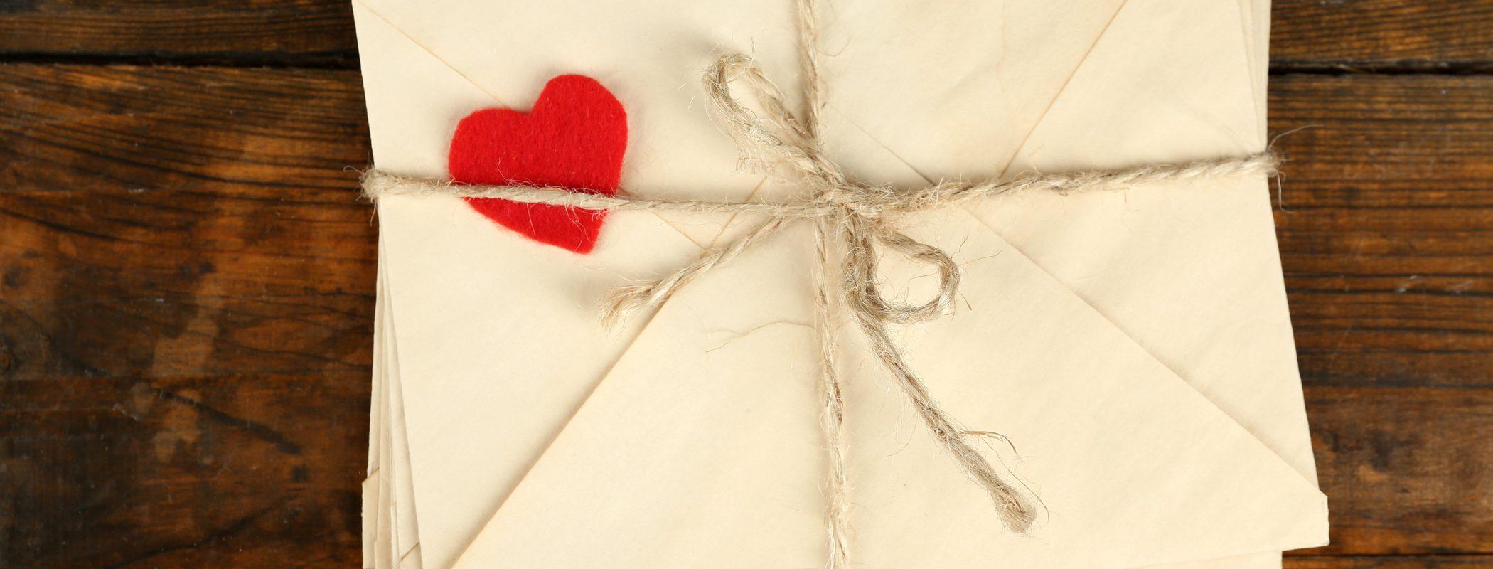 Cartas de amor para tus vacaciones de verano
