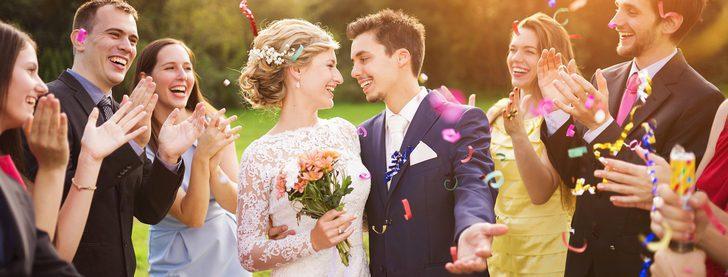 Cómo hacer la lista de invitados a tu boda sin pelearte con tu pareja