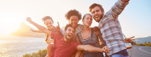 Buddymoon: luna de miel con amigos