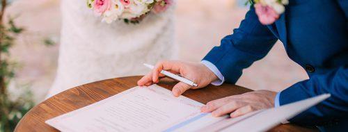 ventajas e inconvenientes de casarse por lo civil - bekia pareja