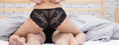 Posturas sexuales del Kamasutra: postura de la amazona