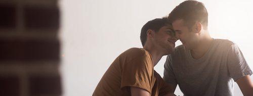 Sexo gay por primera vez