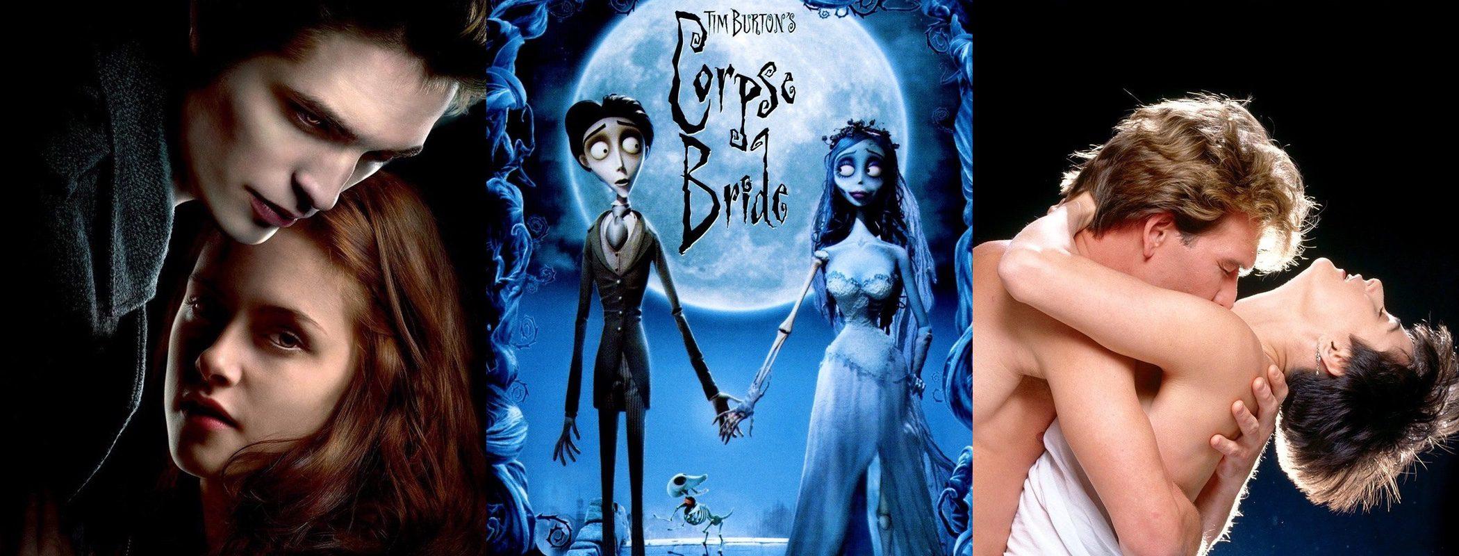 7 películas de amor para ver con tu pareja en Halloween