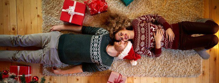 10 Frases De Amor Para Navidad Bekia Pareja
