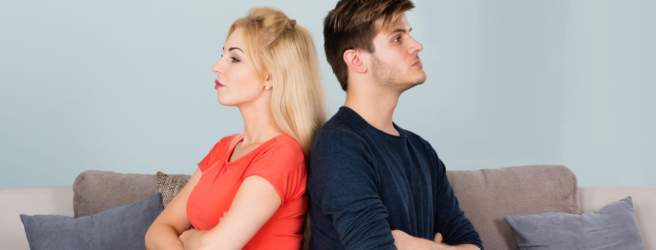 Mi pareja y yo no nos ponemos de acuerdo en nada: ¿Qué puedo hacer?