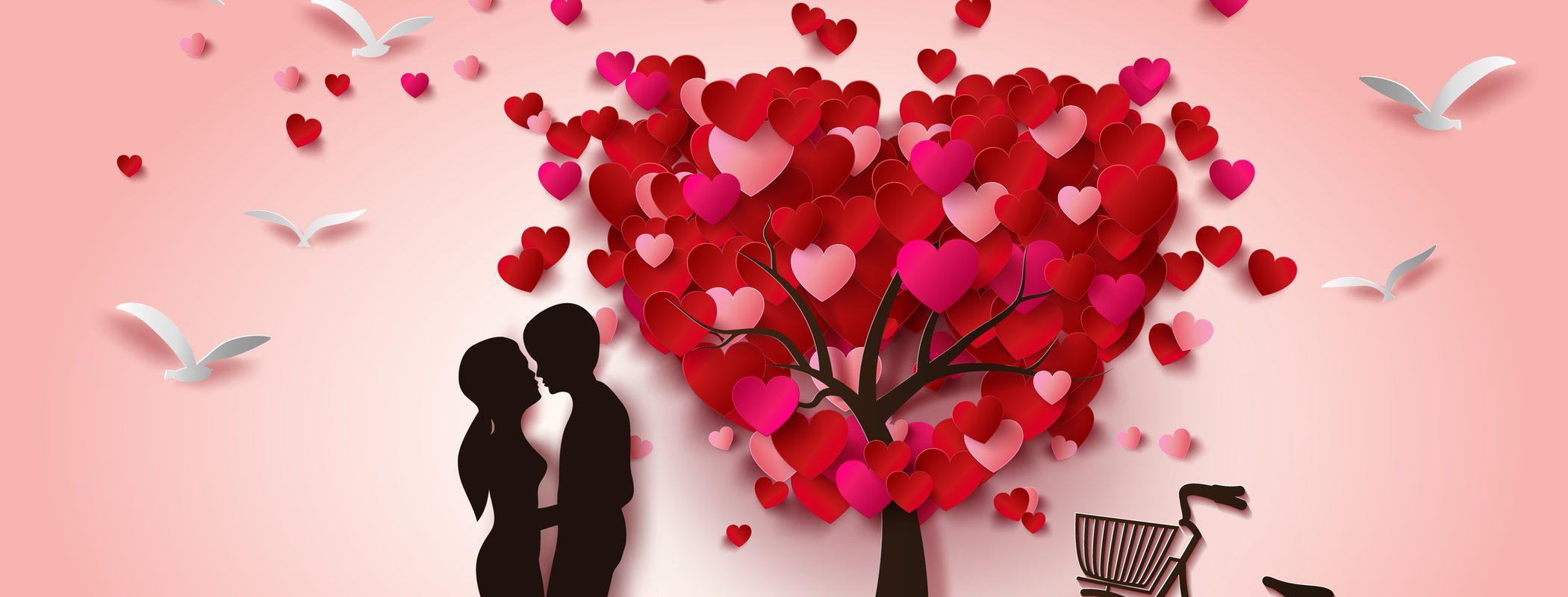 14 frases de amor para triunfar en San Valentín