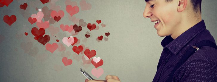 Mensajes de WhatsApp para tu novia en San Valentín