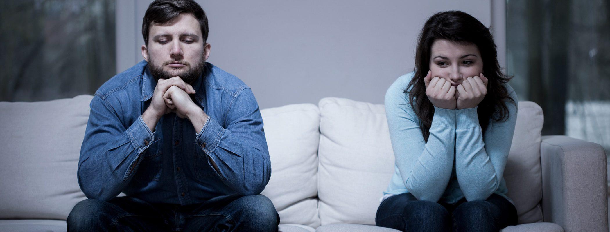 4 señales de que sales con una persona emocionalmente inestable