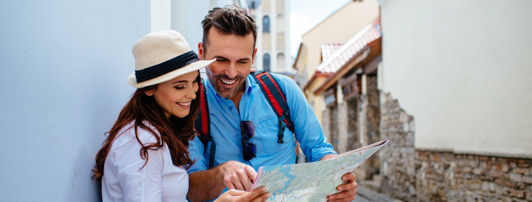 5 lugares para viajar en pareja