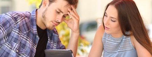 Mi pareja me ha dejado y estudiamos juntos: ¿Qué puedo hacer?