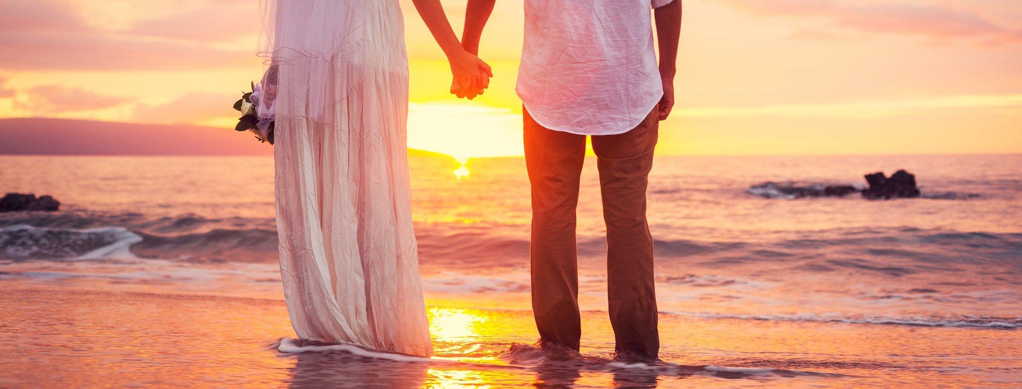 Cómo organizar una boda en la playa: claves y consejos