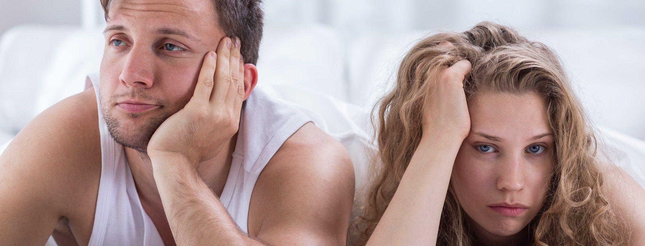Me aburro con mi pareja: ¿Es normal?