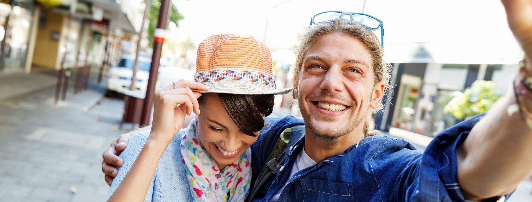 5 planes para parejas aprovechando el buen tiempo