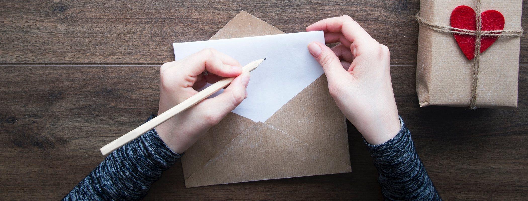 Cartas de amor para pedir perdón a tu pareja