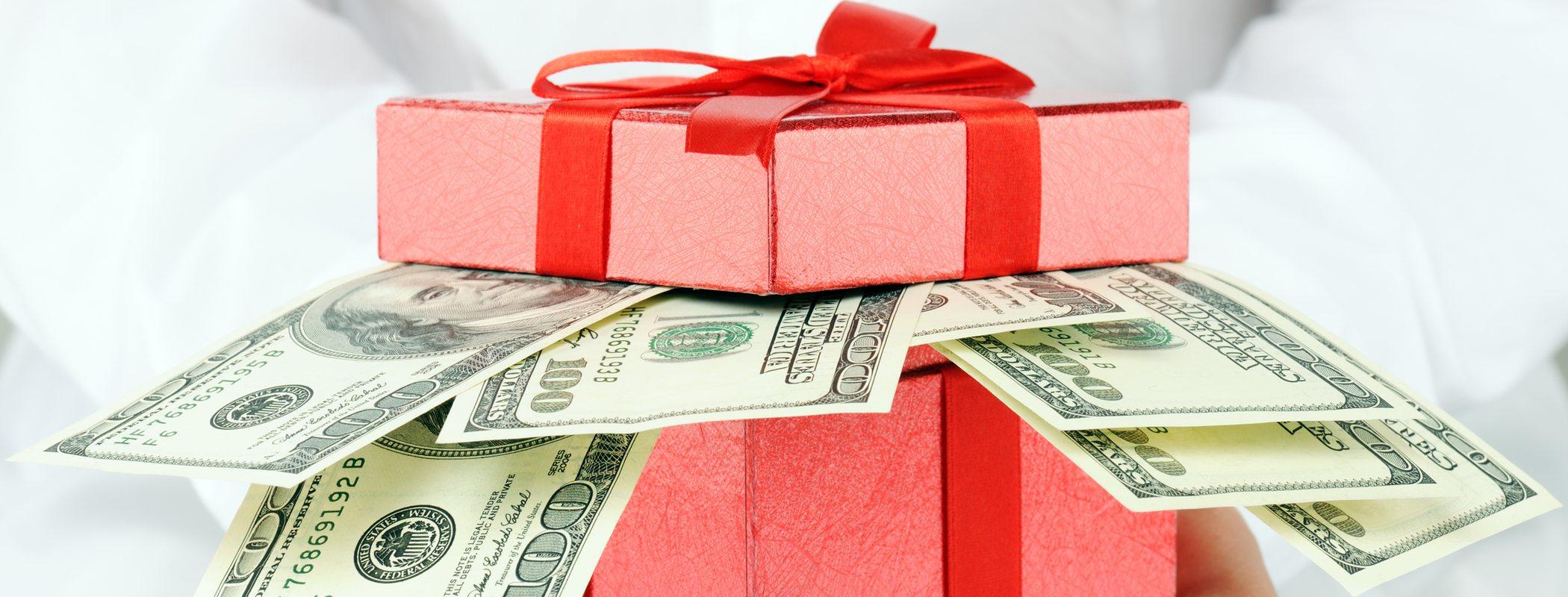 5 ideas para regalar dinero en una boda de forma original