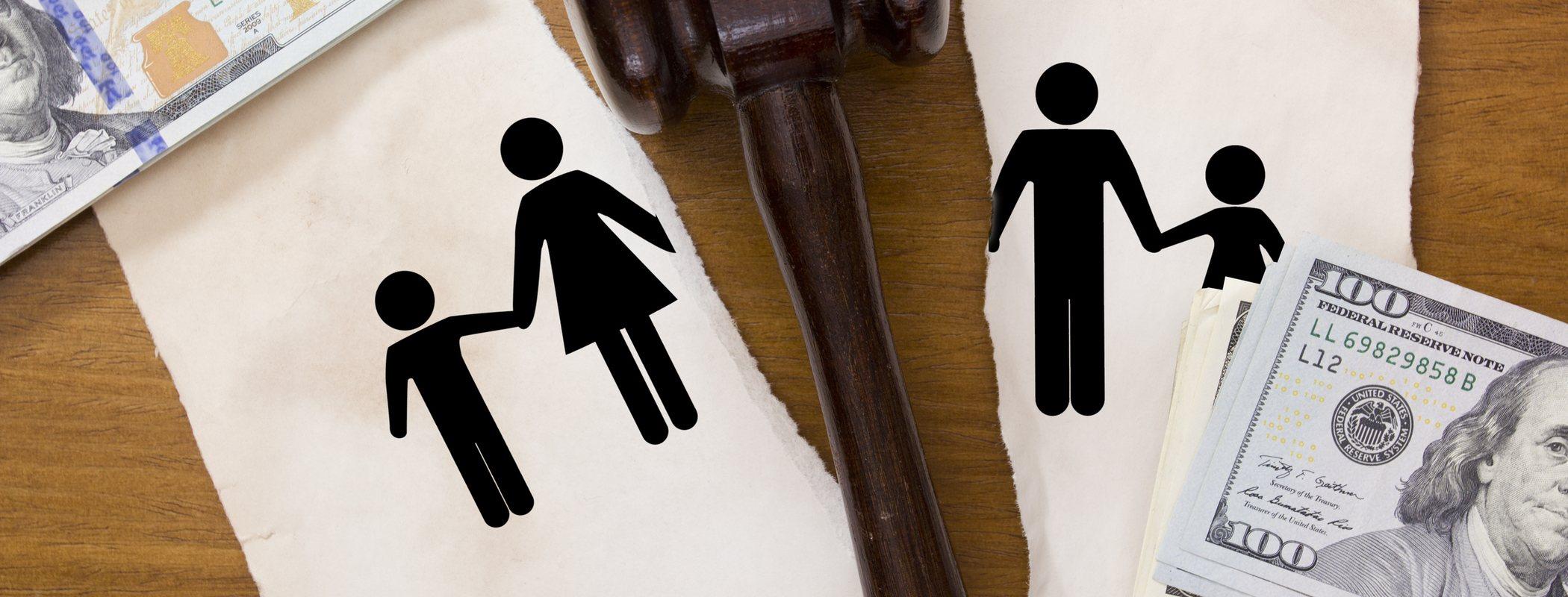 Tipos de custodia de los hijos e hijas tras un divorcio