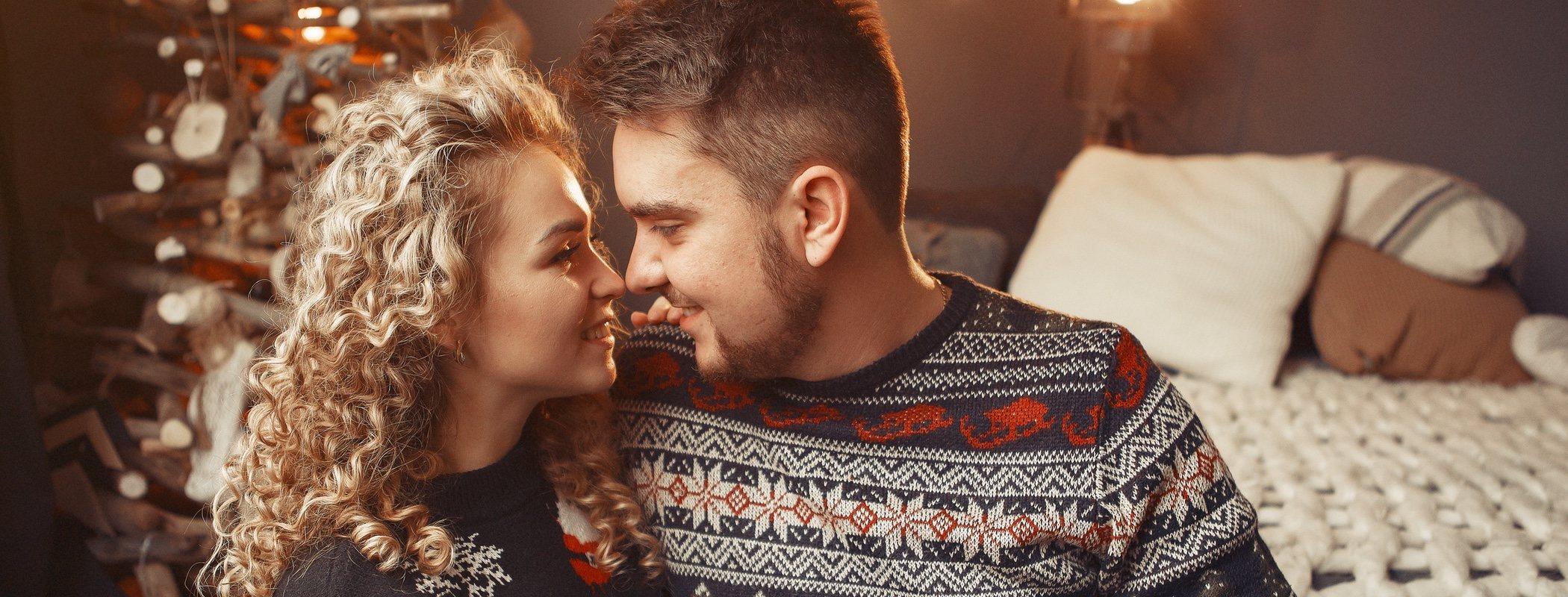 Cómo celebrar la Navidad en pareja: trucos y consejos