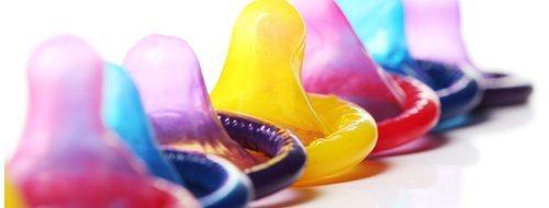 Condones que cambian de color para detectar enfermedades sexuales