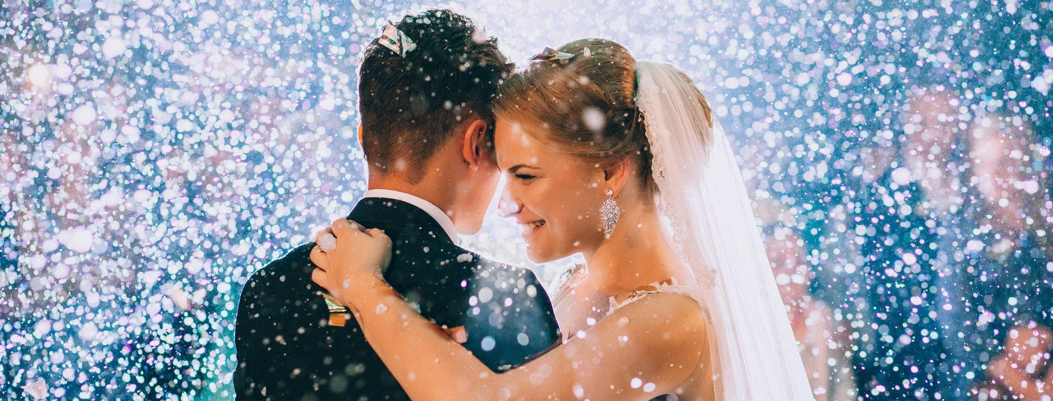 Celebrar una boda sencilla: cuando menos es más