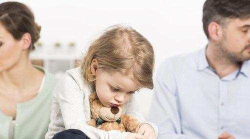 Problemas de la custodia compartida para padres e hijos