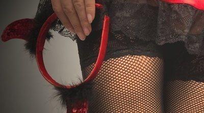 Juguetes sexuales para un Halloween erótico