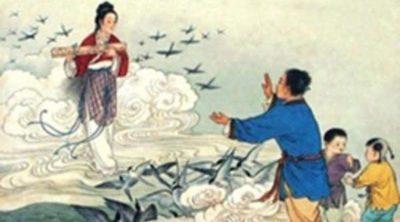 La noche de los sietes o Qixi, el San Valentín chino