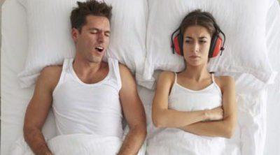 Los ronquidos como causa de problemas en una pareja: ¿Cómo evitar roncar?