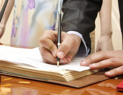 ¿Cómo se prepara una boda civil?