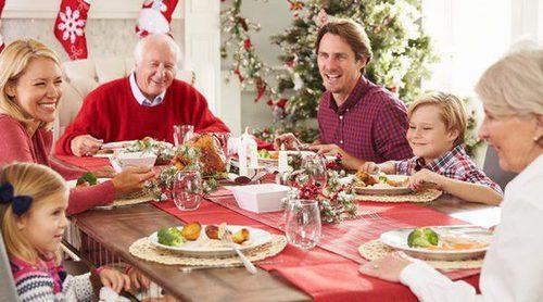 Cómo soportar a tus suegros y cuñados en Navidad