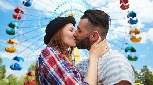 Estos son todos los tipos de besos con los que enamorar