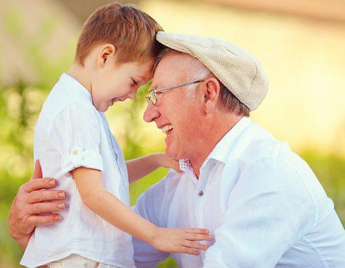 Razones por las que se quiere a unos abuelos más que a otros