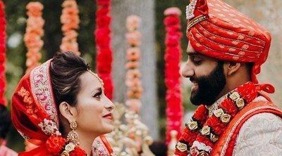 Bodas por el rito hindú: el colorido es el gran protagonista
