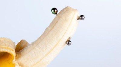 Tipos de piercing genital para hombres