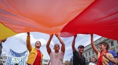 Las banderas del colectivo LGTBIQ+