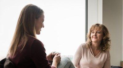 Cómo hablar con tu hija sobre la primera menstruación