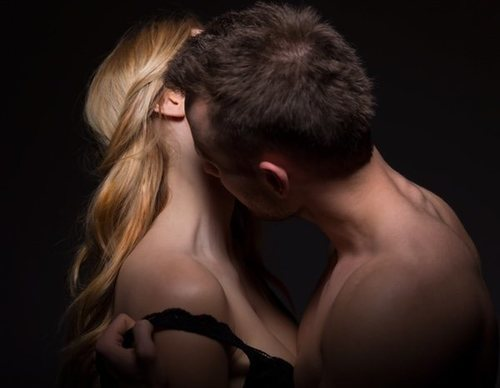 Posturas sexuales del kamasutra: La araña