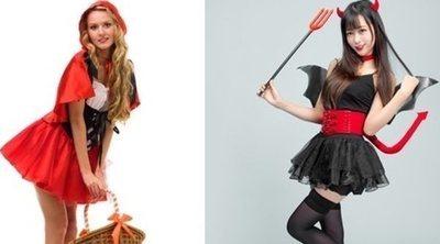 Disfraces eróticos para tener un Halloween muy sexual