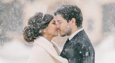 Celebrar una boda en invierno: todo lo que debes saber